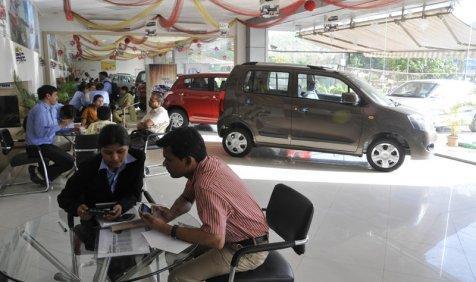 Festive Demand: Maruti ने बनाया बिक्री का नया रिकॉर्ड, सितंबर में बेचीं 1.37 लाख कार- IndiaTV Paisa