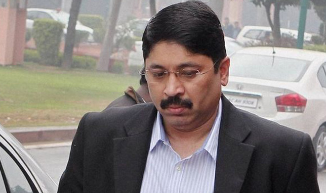 cbi claims dayanidhi maran asked telecom promoters to sell...- India TV