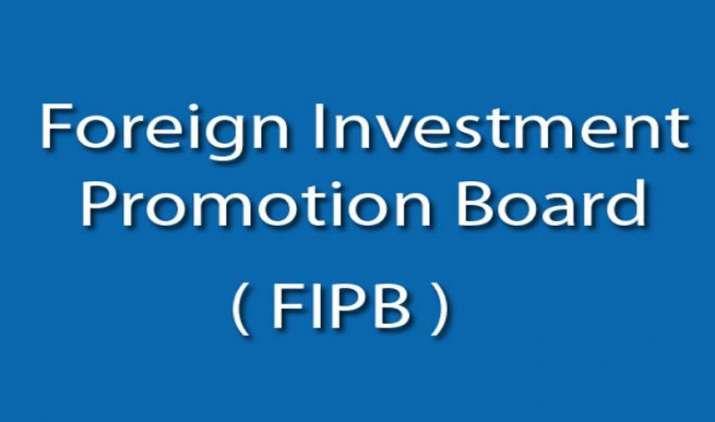 विदेशी निवेश के 19 प्रस्तावों पर विचार करेगाFIPB, 27 अक्टूबर को होगी बैठक- India TV Paisa