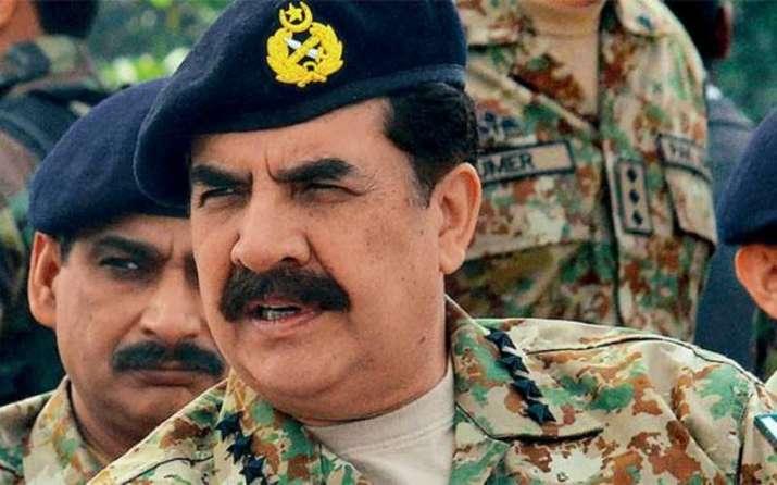 Gen. Sharif- Khabar IndiaTV