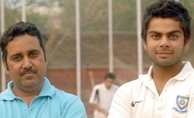 Rajkumar Sharma, Virat Kohli- Khabar IndiaTV