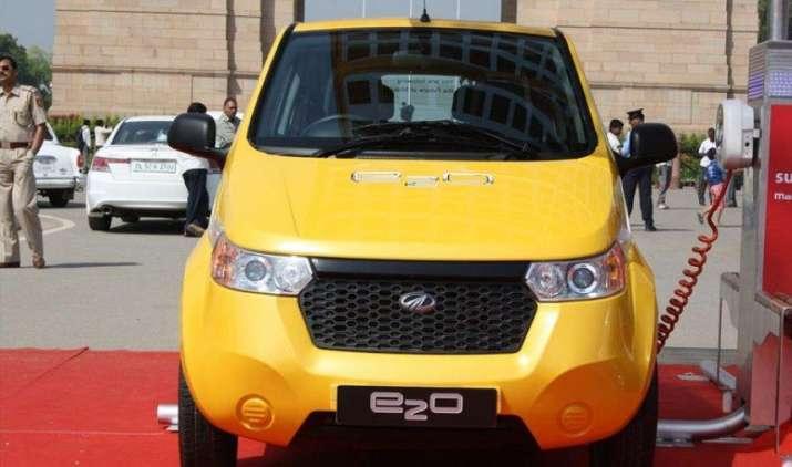 चीन में इलेक्ट्रिक कार लॉन्च करने की तैयारी में है Mahindra, 200 चीनी कंपनियों से करेगी प्रतिस्पर्धा- IndiaTV Paisa