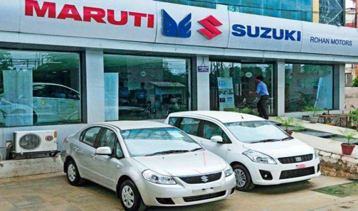 मारुति सुजुकी का Q1 मुनाफा 4.4 प्रतिशत बढ़कर 1,556 करोड़ हुआ, 3 महीने में बेचीं 3.94 लाख कार- IndiaTV Paisa