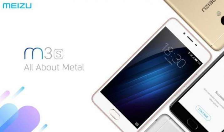 चाइनीज कंपनी Meizu ने भारत में उतारा M3S स्मार्टफोन, कीमत 7999 रुपए से शुरू- IndiaTV Paisa