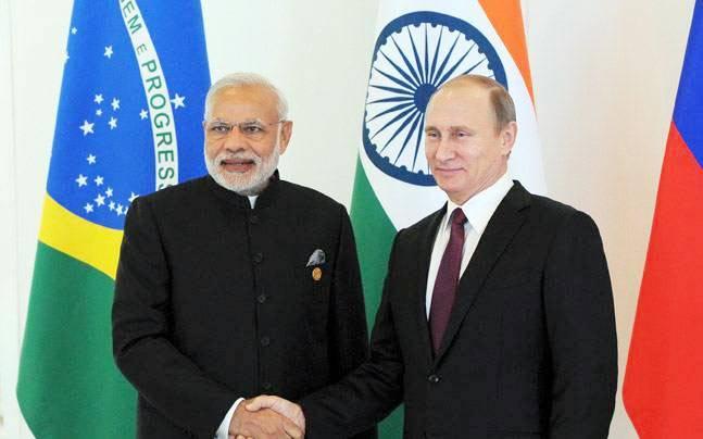 Modi, Putin, Brics- Khabar IndiaTV