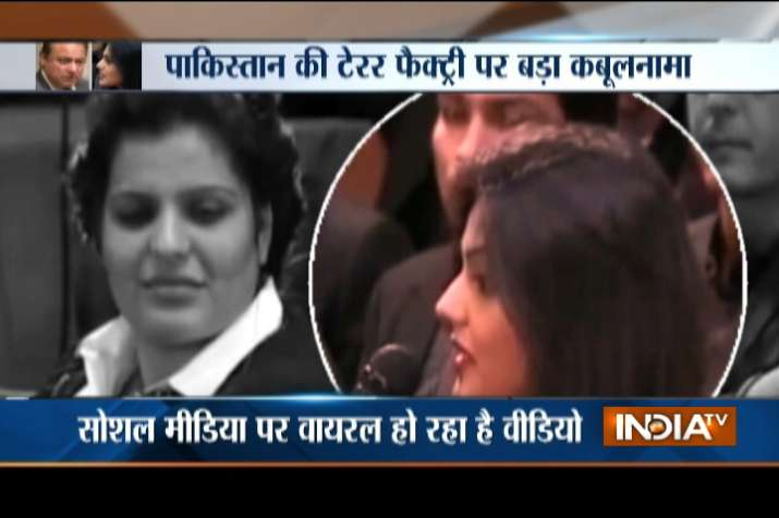 Pakistani girl exposes pakistan- Khabar IndiaTV
