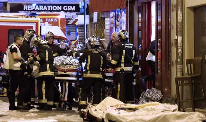 paris attack- Khabar IndiaTV
