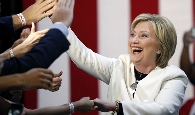 indian americans would like to see hillary clinton as...- Khabar IndiaTV