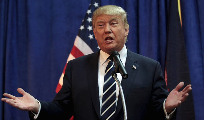 trump ridiculous statements expect to win the indian...- Khabar IndiaTV