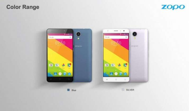 चाइनीज कंपनी Zopo ने लॉन्च किया स्टाइलिश फोन कलर C3, कीमत 9,599 रुपए- IndiaTV Paisa