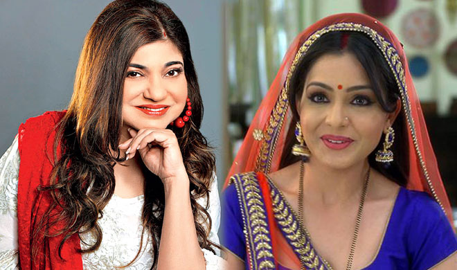 alka yaginik, shubhangi atre- Khabar IndiaTV