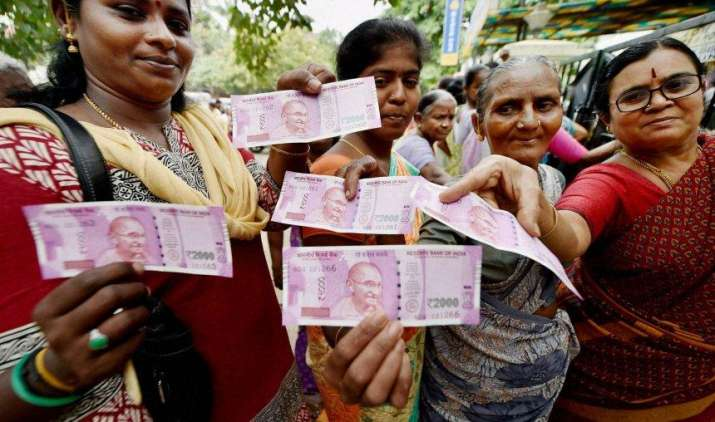 8 महीने में 13 लाख करोड़ के नए नोट अर्थव्यवस्था में आए, SBI की रिपोर्ट से मिली जानकारी- IndiaTV Paisa