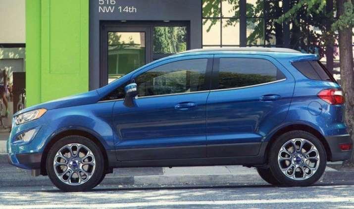 Ford लॉन्च करेगी नई EcoSport, भारत में शायद न मिलें इस काम्पेक्ट SUV में ये पांच अहम फीचर- India TV Paisa