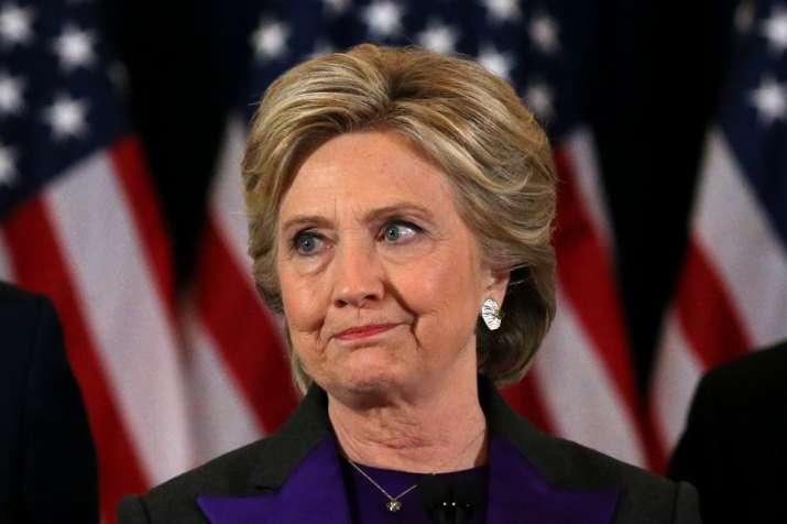 Hillary Clinton- Khabar IndiaTV