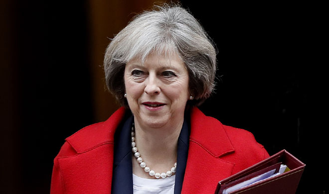 Theresa May | AP File Photo- Khabar IndiaTV
