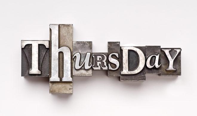 thursday- Khabar IndiaTV