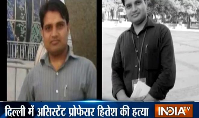 hitesh- Khabar IndiaTV