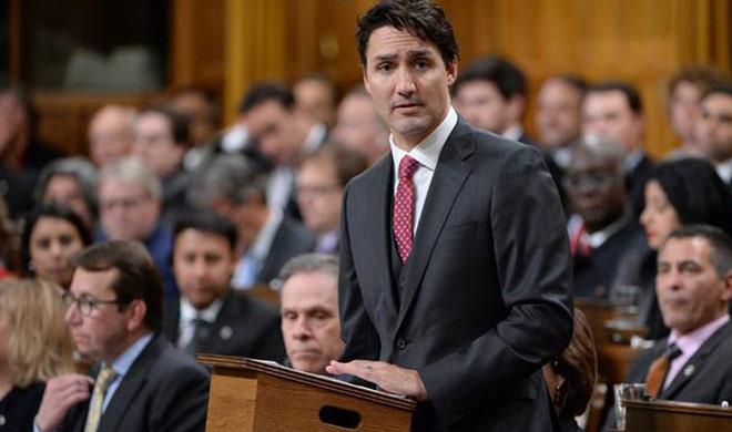 कनाडा के प्रधानमंत्री...- Khabar IndiaTV