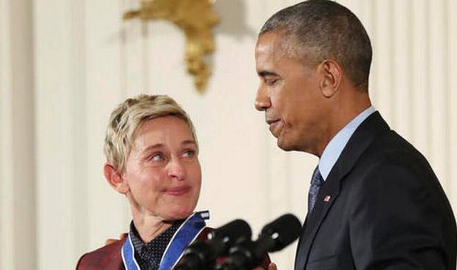 obama honored 21 people from highest citizen award- Khabar IndiaTV