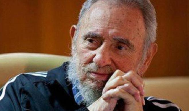 cuba citizen pay tribute to fidel castro- Khabar IndiaTV