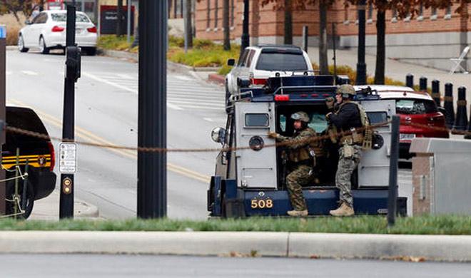 Ohio Attack : AP Photo