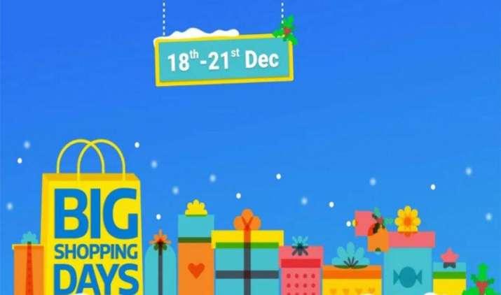 Merry Christmas: शुरू हुई Flipkart बिग शॉपिंग डेज सेल, iPhone 6 पर मिल रहा है 6,000 रुपए का डिस्काउंट- India TV Paisa