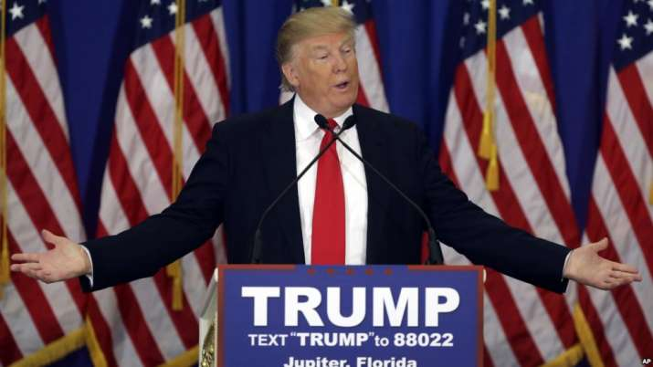 Donald Trump- Khabar IndiaTV