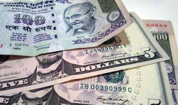 एक अमेरिकी डॉलर के मुकाबले भारतीय रुपया 7 पैसा मजबूत होकर 68.05 पर खुला- India TV Paisa