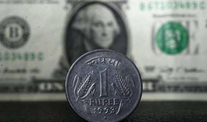 आयातकों की डॉलर मांग से शुरुआती कारोबार में रुपए में दो पैसे की नरमी- IndiaTV Paisa