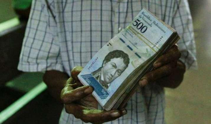 वेनेजुएला के राष्ट्रपति ने 100 का नोट बंद कर शुरू किया 20 हजार का नोट- India TV Paisa