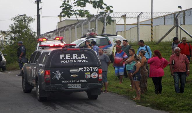 Brazil-Prison-Killing- Khabar IndiaTV