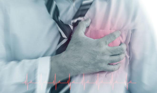 heart attck- Khabar IndiaTV