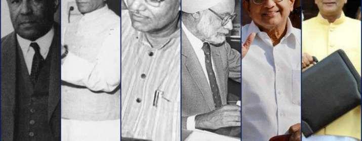 Budget 2017: लियाकत अली से लेकर अरुण जेटली तक, ये हैं आजादी से लेकर अब तक देश के 25 वित्त मंत्री- India TV Paisa