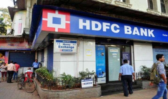 एचडीएफसी बैंक ने भी घटाई बचत खाते की ब्याज दर, 50 लाख रुपए तक के जमा पर मिलेगा 3.5 फीसदी ब्याज- India TV Paisa