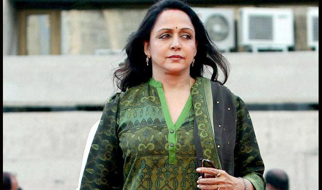 hema malini cancelled shoot and foreign visit ahead of up...- Khabar IndiaTV