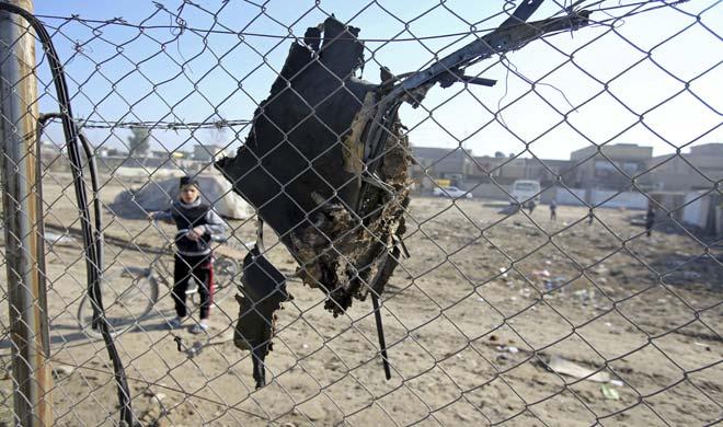 Baghdad attack- Khabar IndiaTV