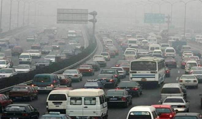Pollution- Khabar IndiaTV