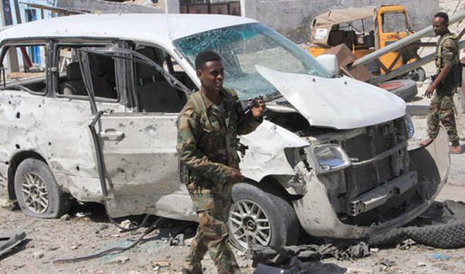 Somalia Attack | AP Photo- Khabar IndiaTV