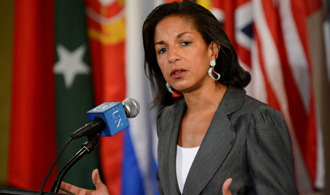 National Security Adviser Susan Rice- Khabar IndiaTV