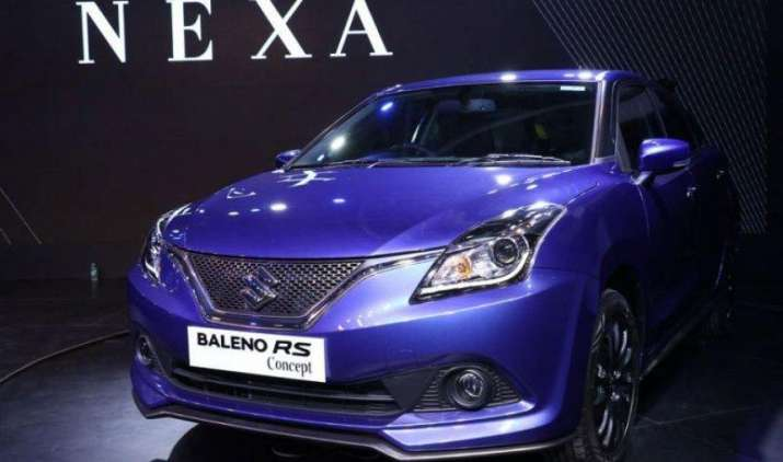 मारुति अपने बूस्टर जेट इंजन के साथ पेश करेगी Baleno RS, 3 मार्च को होगी लॉन्च सबसे तेज कार- India TV Paisa