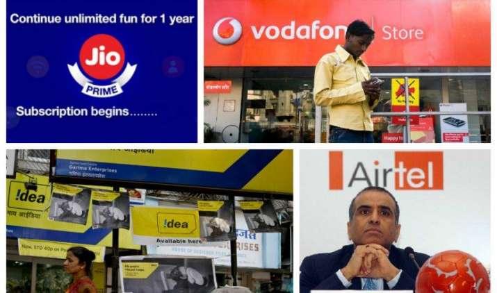Jio से अपना मार्केट शेयर बचाने के लिए Airtel, Vodafone और Idea लाएंगी और सस्ते प्लान्स: CRISIL- India TV Paisa
