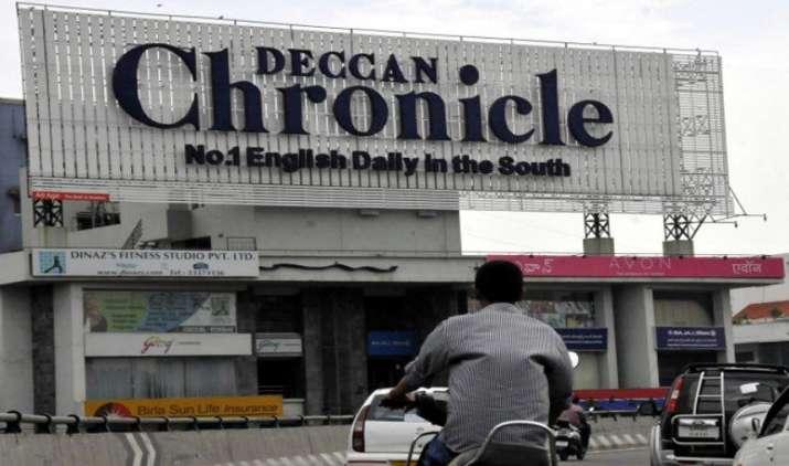 ED ने कुर्क की डेक्कन क्रोनिकल की 263 करोड़ रुपए की संपत्ति, बैंक धोखाधड़ी का है मामला- India TV Paisa