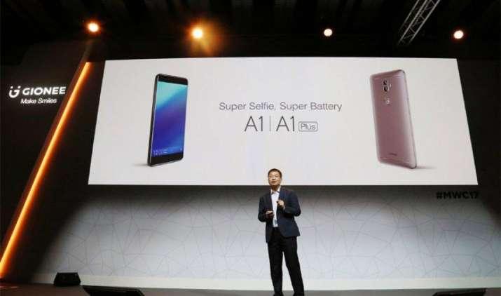 4010 mAh की बैटरी और 16MP के फ्रंट कैमरे से लैस जियोनी A1 स्मार्टफोन हुआ लॉन्च- IndiaTV Paisa