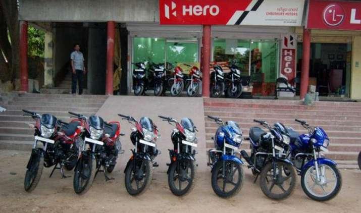हीरो मोटोकॉर्प ने बनाया विश्व रिकॉर्ड, 3 महीने में 20 लाख से ज्यादा गाड़ियां बेचने वाली दुनिया की पहली कंपनी- IndiaTV Paisa