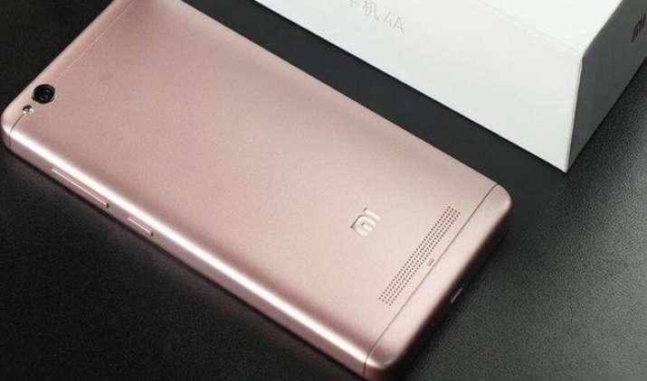 Xiaomi ने लॉन्च किया Redmi 4A, 13MP कैमरे वाले इस 4G LTE फोन की कीमत है 5999 रुपए- IndiaTV Paisa