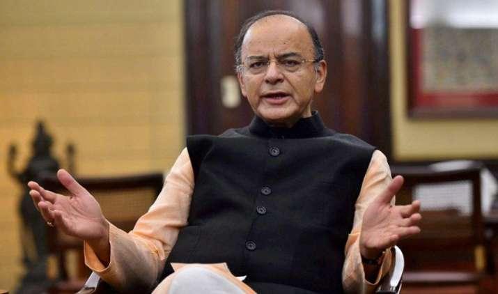 वित्त मंत्री ने BJP की बैठक में सभी सांसदों को GST के फायदों के बारे में बताया, अब बुधवार को GST बिल पर लोकसभा में होगी चर्चा- India TV Paisa