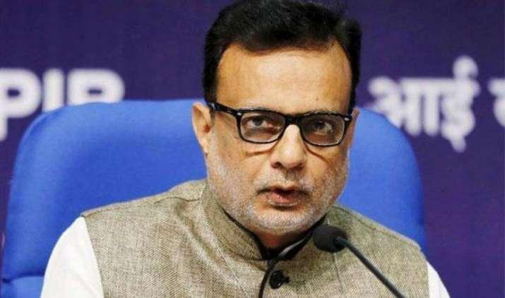 अशोक लवासा के सेवानिवृत्त होने के बाद नए वित्त सचिव बने हसमुख अधिया- India TV Paisa