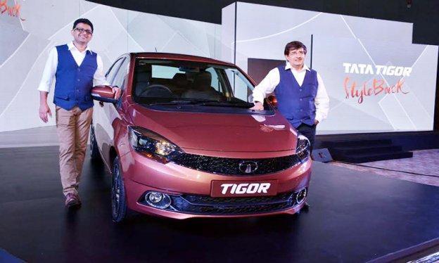 टाटा मोटर्स ने भारतीय बाजार में उतारी कॉम्पैक्ट सेडान Tigor, कीमत 4.7 लाख से शुरू- India TV Paisa