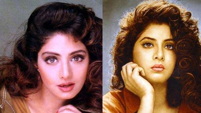 Image result for sridevi vs diviya parathi