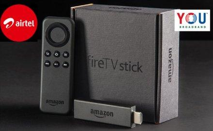 आपके साधारण TV को स्मार्ट बनाएगा अमेजन का फायर TV स्टिक, 3999 रुपए के इस डिवाइस के साथ 240GB मिलेगा डाटा- IndiaTV Paisa